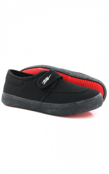 PRIMARY JAZZ SCHOOL SHOES - BLACK