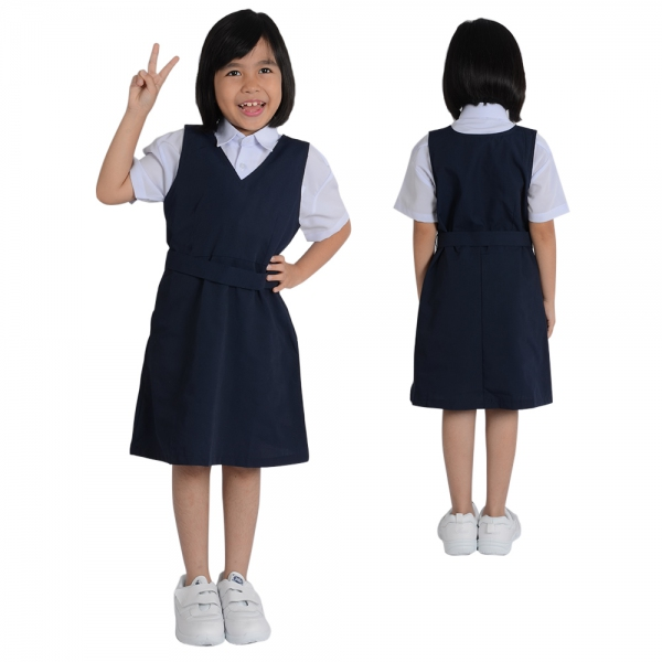 Primary School Girl Pinafore