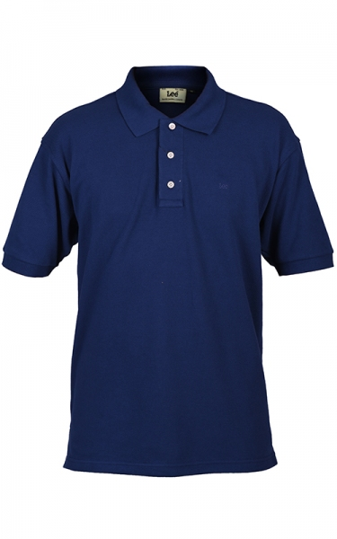 LEE POLO PIQUE - MIDNIGHT BLUE