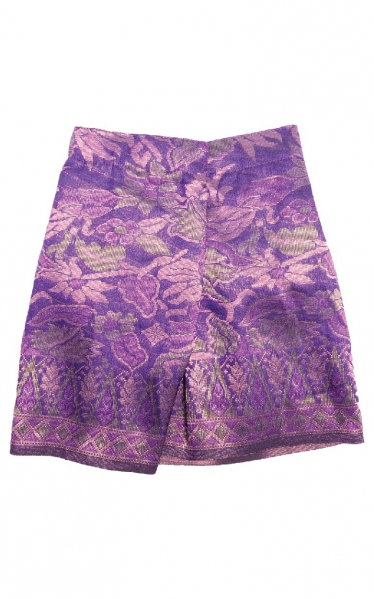 KIDS SAMPIN ANAQI - PURPLE PINK