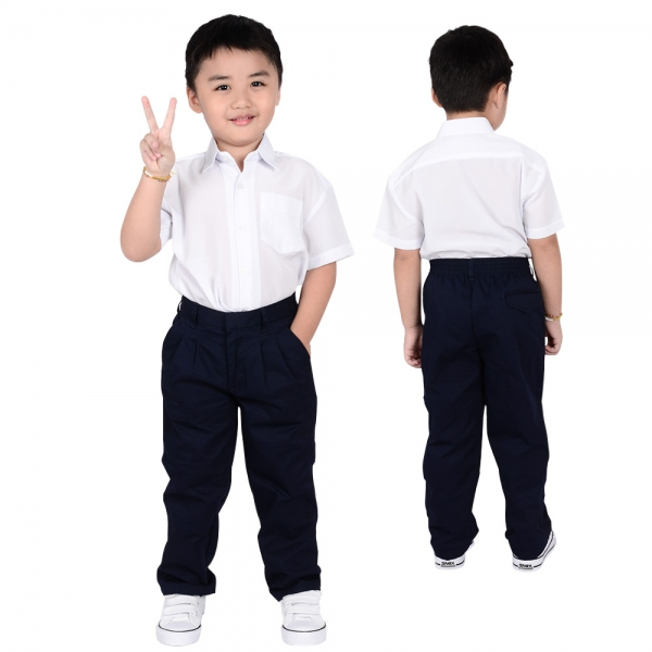 Primary School Blue Long Pant