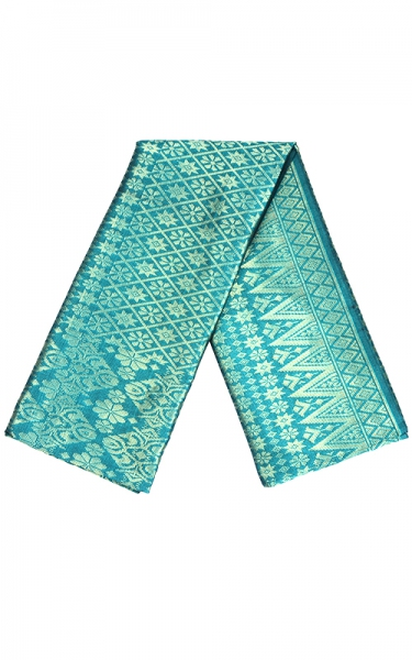 SAMPIN SONGKET SYUKRAN - DARK GREEN