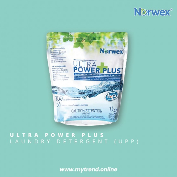 Norwex Laundry Detergent Ultra Power Plus