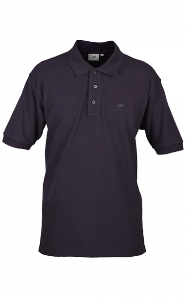LEE POLO PIQUE - DIM GREY