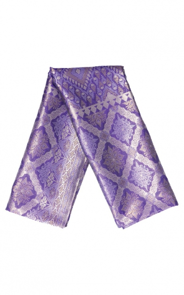 SAMPIN SONGKET DAMIEN - PURPLE