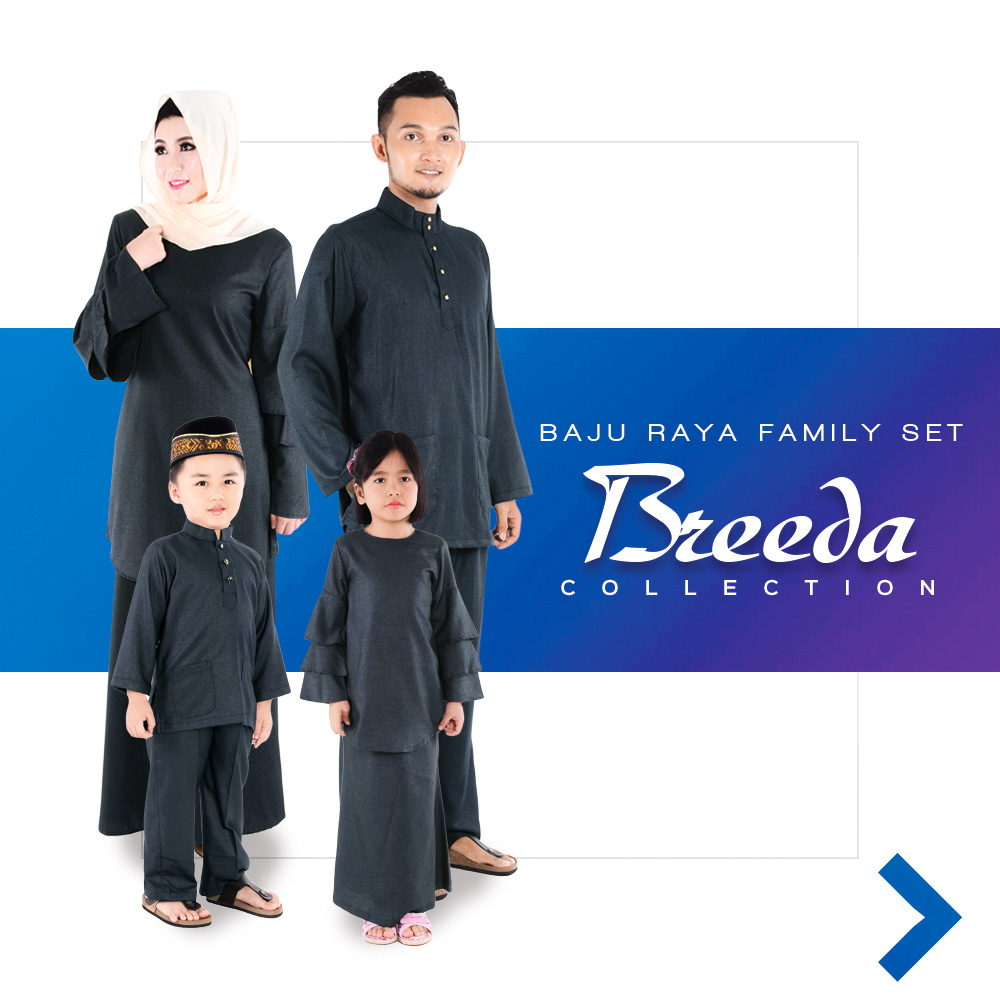 Family Set Breeda Collection