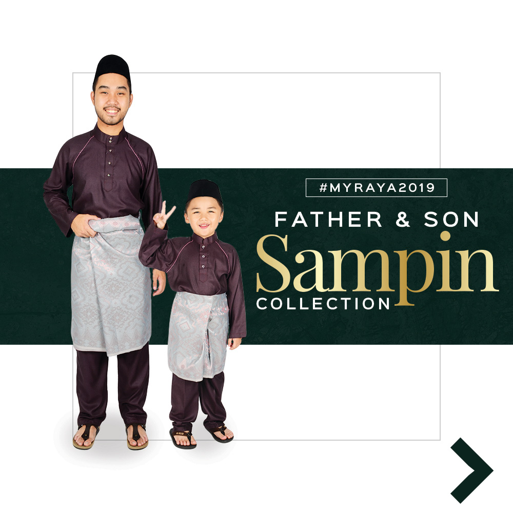 Sampin Father & Son Collection 2019